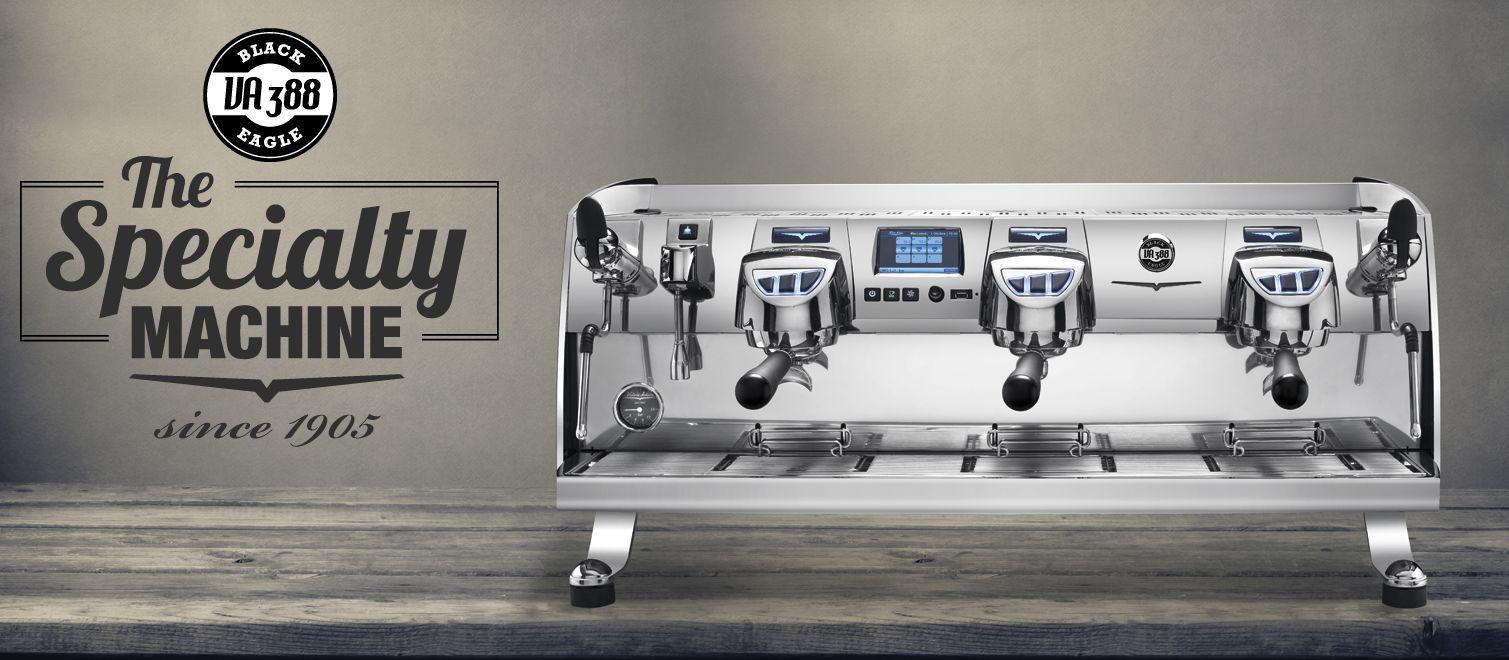 black eagle espresso machine