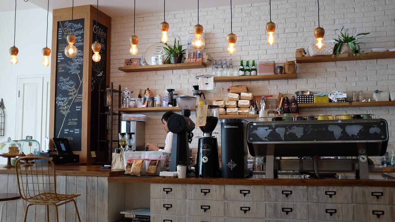 cafe equipment supplier
